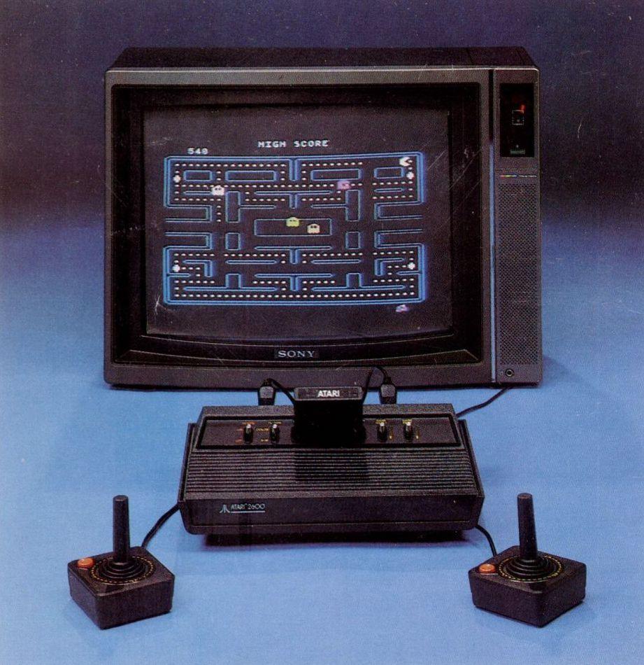 innovacion de las consolas de videojuegos