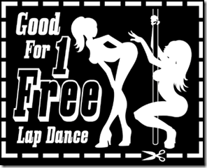 lap dance picture cartoon pole dancer