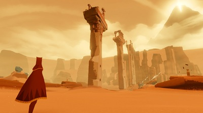 Journey game screenshot 6